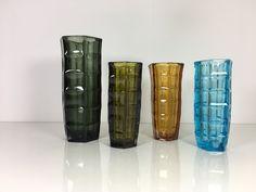 Wazon heksagonalny, Bogdan Kupczyk, Ząbkowice Glass Vase, Home Decor, Decoration Home, Room Decor, Home Interior Design, Home Decoration, Interior Design