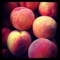 """@carylshawver's photo: """"Millions of peaches"""""""