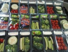 SCHFood @SCHLunch Fresh Veggies & Dip for lunch anyone? #AreaCareerCenter #SCHK12