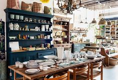 Ask any decorator or home enthusiast where she goes for beautiful refined-rustic finds in L.A., and chances are she'll point you to Nickey Kehoe.