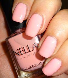 Wendy's Delights: Nella Milano Nail Lacquer - Pinkiefield @Nella_Milano