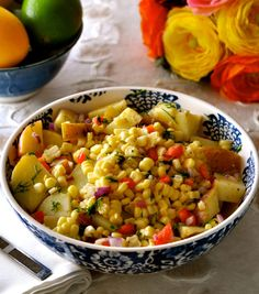 Summer salad recipes don't have to be full of mayo and dairy when you have these light and delicious oil-free versions. (#vegan) ordinaryvegan.net