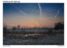 Waiting for Spring by Eddy VANDERSPIKKEN on 500px