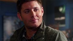 Flirty Dean [gif] - I don't know about you, but it revs my engine...