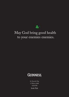 Good Health - St Patrick.