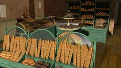 """Sneak Peek Tuesday - """"the Golden Ear film"""": have a look at the Golden Ear Bakery! Soon you will be able to discover and enjoy """"a day in Alex & Syliva's bakery"""" #TheGoldenEarFilm #sneakpeek #Expo2015 #EUExpo2015 #Milan #WorldsFair #EU http://europa.eu/expo2015/the-characters © European Union, MCI/BRC, 2015"""