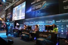 E-Sports Booth