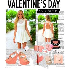 """""""Valentine's Day!- Gift Guide"""" by adri-rb on Polyvore"""