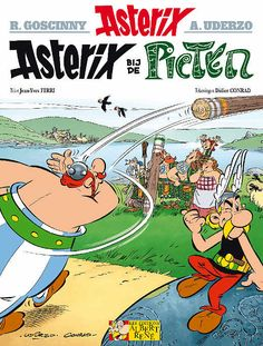 Asterix bij de Picten - Spotted by Milledoni