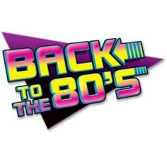 For a Back to The 80's party                                                                                                                                                                                 More