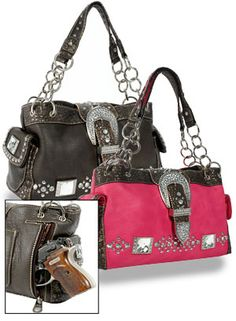 Purse for my concealed weapon