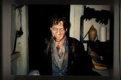Ralph Langer - Zombie in Dawn of The Dead, Day of The Dead and Remake of Night Of The Living Dead.