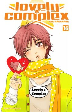 Lovely Complex (Adorable complejo) - Aya Nakahara #manga #japon #japan #lovelycomplex #otani #ayanakahara #romantic #romance #comedy