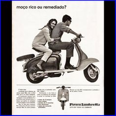 Magic Mac: Scooter: Lambretta