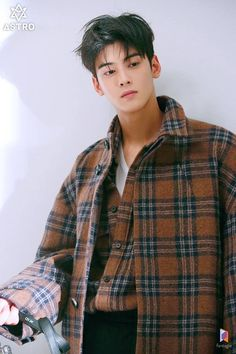 Celohfan | Breaking K-pop news and Celebrity Gossip Fantagio has Just Revealed 30 Behind Cuts of Cha Eunwoo`s Recent Pictorial - CELOHFAN Where you meet K-pop Star