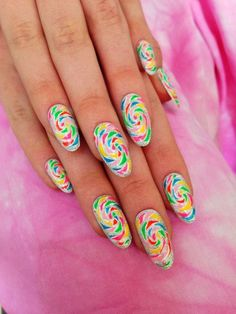 Designs for Nails We�ll Never Be Able to Do | Beauty High