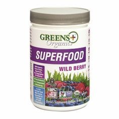 I'm learning all about Greens Plus Organic at @Influenster!
