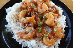 Homemade Szechuan Shrimp Recipe
