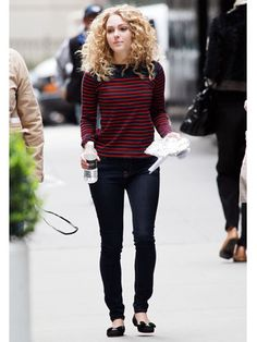 Must Have Staples for Back To School: AnnaSophia Robb- Preppy Sweater