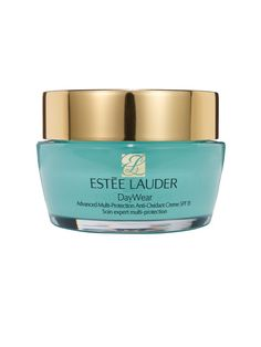 Voted a BEST FACIAL MOISTURIZER  DRY SKIN  Estée Lauder DayWear Advanced Multi-Protection Creme SPF 15 Dry Skin pulls off an impressive feat: It truly quenches without going greasy.