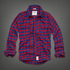 Your go-to flannel.
