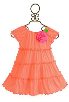 We love this cover-up by Love U Lots. Check out large selection of Girls Designer Beachwear.
