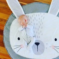 Cute Soft Floor Blanket Indoor Baby Game Play Mats Toy Carpet Crawling Pads   | eBay 21$