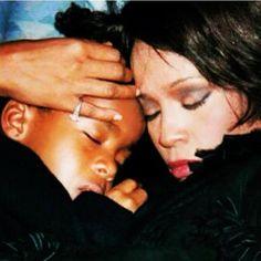 Bobbi Kristina's Death Picture Rises
