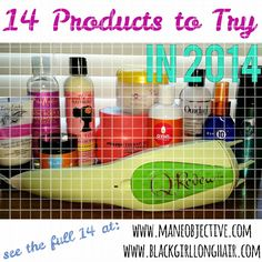 products to try in 2014