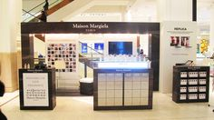 Maison Margiela 'Untitled' Experiential Fragrance Pop-Up, Selfridges. Designed and created by Elemental Design.
