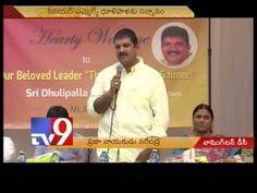 TDP's Dhulipalla Narendra felicitated in Washington DC - USA