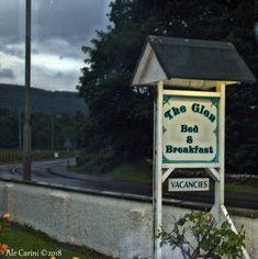 the glen vicino Loch ness Round Trip, B & B, Bed And Breakfast, Food, Essen, Meals, Yemek, Eten