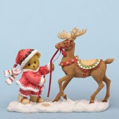 Cherished Teddies Take the Reins for a Happy Holiday by Enesco, http://www.amazon.com/dp/B00BM6Y91M/ref=cm_sw_r_pi_dp_.Yufsb0BHM37W