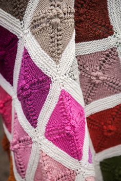 Ultimate Crochet Palette Blanket - Knitting Patterns and Crochet Patterns from KnitPicks.com