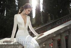 Weddings Luxury | Il Portale del Wedding in Italia - Collezione sposa inverno 2014 Berta: abiti da sposa sofisticati, sensuali ed eccezionalmente femminili.