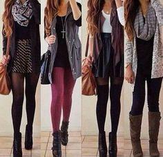 Outono outfit