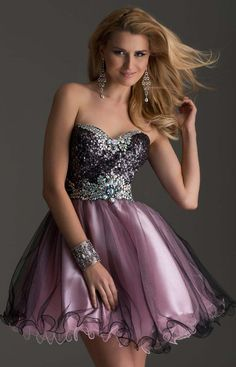 Clarisse #Homecoming #Dress