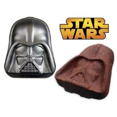 Darth Vader baking pan!!