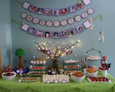 The Purple Patch: Tinker Bell Fairy Party