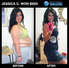 Great transformation by Jessica.  Way to go.You can change too. You could be the next winner of $500 or up to $100,000. Ask me how.