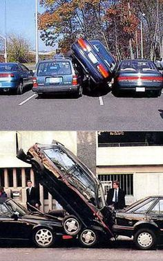 Are these the worst jobs ever? Park, Image, Parks