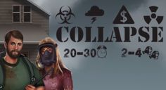 Collapse - A Deck Building Game of Doomsday Prepping Review - http://www.gizorama.com/2015/review/collapse-a-deck-building-game-of-doomsday-prepping-review