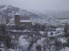 Juviles, Alpujarra de Granada Granada, Snow, Outdoor, The World, Monuments, Places To Visit, Europe, Trips, Outdoors
