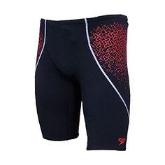 Speedo Endurance+ Pinnacle V Mens Swimming Jammer Trunk Short Amazon Website, Amazon Associates, Sport Shorts, Men's Fashion, Button, Swimwear, Image, Men, Moda Masculina