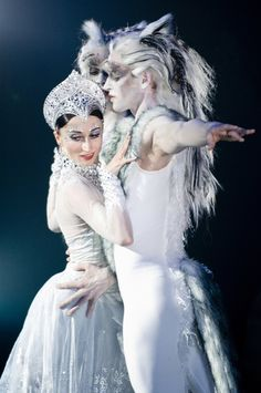 """The Snow Maiden"" English National Ballet Coliseum London, England"