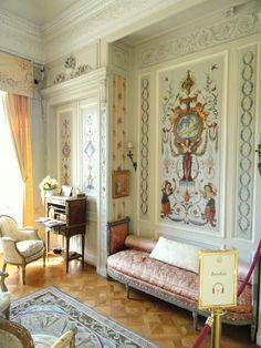 Villa Ephrussi de Rothschild a wonderful museum and gardens at Saint Jean Cap Ferrat