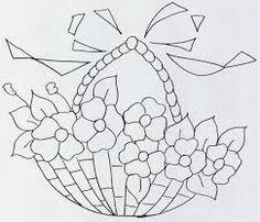 Resultado de imagen para paso a paso plantillas de flores