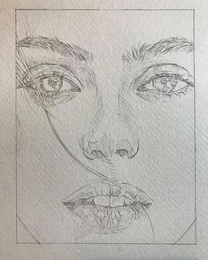 To draw, to paint - Zeichnen/ Malen - Art Sketches Pencil Art Drawings, Art Drawings Sketches, Disney Drawings, Realistic Drawings, Drawing Faces, Beautiful Pencil Drawings, Dragon Drawings, Pencil Sketching, Music Drawings