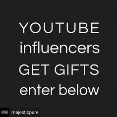 View original post for entry details  @Regrann from @majesticpure -  Calling all beauty bloggers and influencers with YouTube channels. 💌WRITE US DIRECTLY.  We're sending out FULL SIZE samples of natural beauty products: argan oil hair masks, shampoos, conditioners, activated charcoal, sunscreen, soaks, scrubs... You name it, we've got it. 💖To enter: 1️⃣Like this post  2️⃣Follow @majesticpure  3️⃣Tag as many influencers and beauty bloggers as you can. Please note: must be US-based…