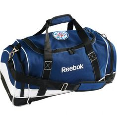 Convenient, versatile and durable, this official Reebok bag is much more than just a gym bag. Plenty of storage for all your belongings. Reebok, Gym Bag, Hockey, Canada, Bags, Shopping, Night, Storage, Handbags